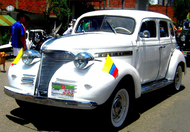 Chevrolet Modelo 1938