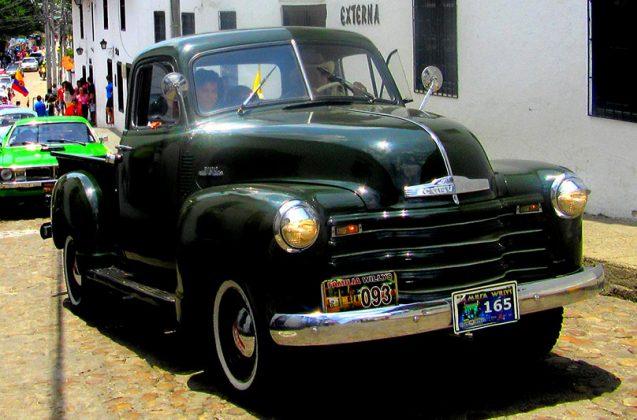 Chevrolet Modelo 1949
