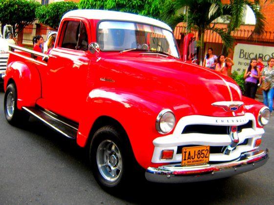 Chevrolet Modelo 1952