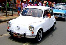 Fiat Topolino Modelo 1977