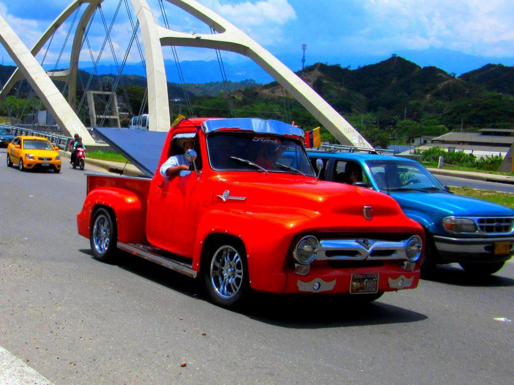 Camioneta Ford modelo 1953
