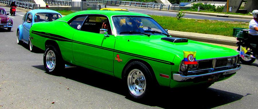 Automóvil Ford Modelo 1971