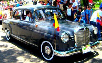 Mercedes Benz Modelo 1965