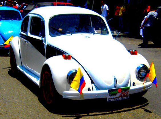 Volkswagen Escarabajo Modelo 1952