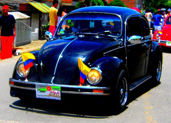 Volkswagen Escarabajo Modelo 1954