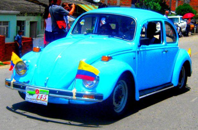 Volkswagen Escarabajo Modelo 1955