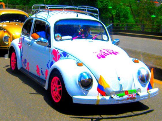 Volkswagen Escarabajo Modelo 1956