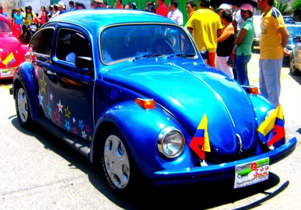 Volkswagen Escarabajo Modelo 1957