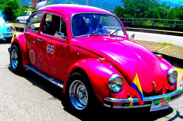 Volkswagen Escarabajo Modelo 1959