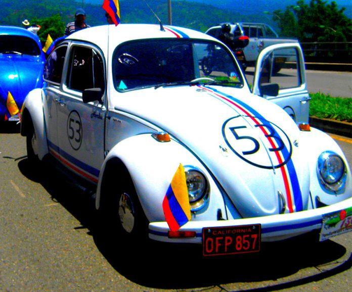 Volkswagen Escarabajo Modelo 1962