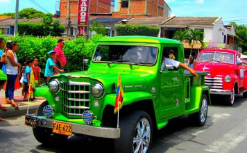 Willys Jeep Modelo 1952