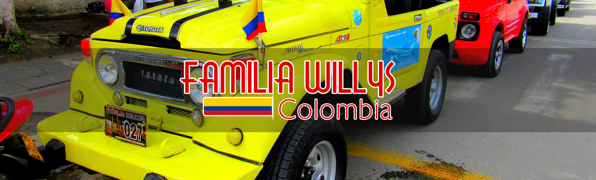 Familia Willys Colombia